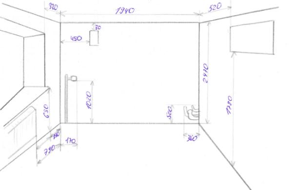 Для того, чтобы мы могли составить вам предварительный эскиз и определить стоимость мебели